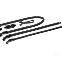 6AN Center Feed Fuel Line Kit (used with inline filter)