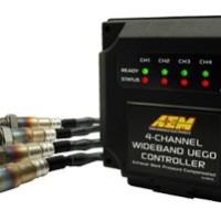 AEM 4-Channel Wideband UEGO Controller