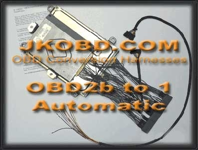 Automatic OBD2b to OBD1 | Garagerz Automotive