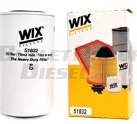Diesel Oil Filter, Spin-On, Large Capacity