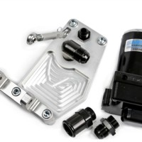 Electric Water Pump Plate (Complete Kit w Electric Pump)