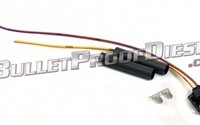 FORD VGT TURBO CONTROL SOLENOID PIGTAIL HARNESS