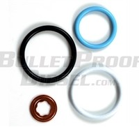 FUEL INJECTOR O-RING PACK, FORD 6.0L DIESEL