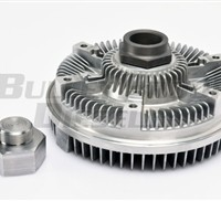 Fan Clutch, Mechanical, with Bullet Proof Diesel Adapter