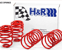 H&R RACE SPRINGS BMW M3 (E30) 87-92 & E30 3-SERIES