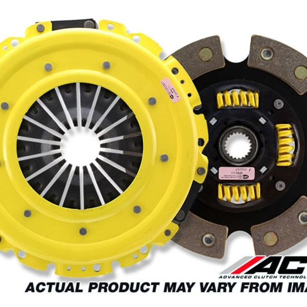 ACT CLUTCH KIT (heavy Duty Pressure Plate, 6-pad Spring