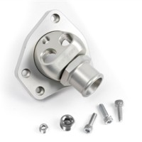 Lower Swivel Neck Thermostat