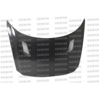 MG-style carbon fiber hood for 2011-2012 Honda CR-Z