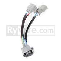 OBD1 to OBD2 10-pin Distributor Adapter