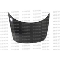 OEM-style carbon fiber hood for 2011-2012 Honda CR-Z