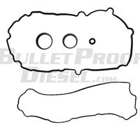 ROCKER AND VALVE COVER SET, LEFT SIDE, FORD 6.4L DIESEL