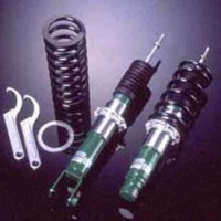 TEIN BASIC COILOVER KIT MATRIXVIBE 03-08 (2WD)