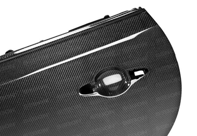 What Does Frs Stand For Scion >> Seibon OEM-Style Carbon Fiber Doors for 2012-2014 Scion FRS / Subaru BRZ | Garagerz Automotive