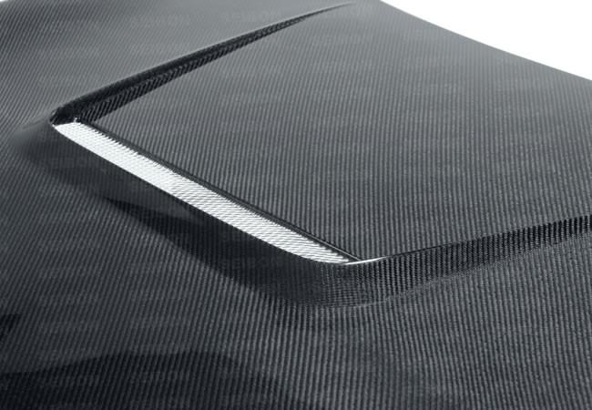 What Does Frs Stand For Scion >> Seibon VS-style carbon fiber hood for 2012-2013 Scion FRS / Subaru BRZ | Garagerz Automotive