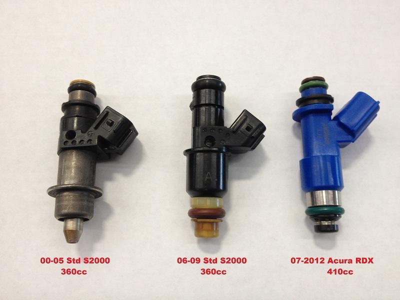 Honda S2000 Price >> Ballade Sports Modified Acura 410cc RDX Injector Assy Kit ...