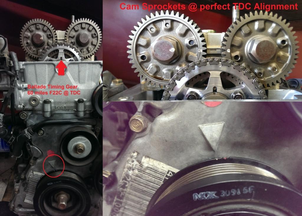Ballade Sports Honda S2000 Timing Chain Gear   Garagerz